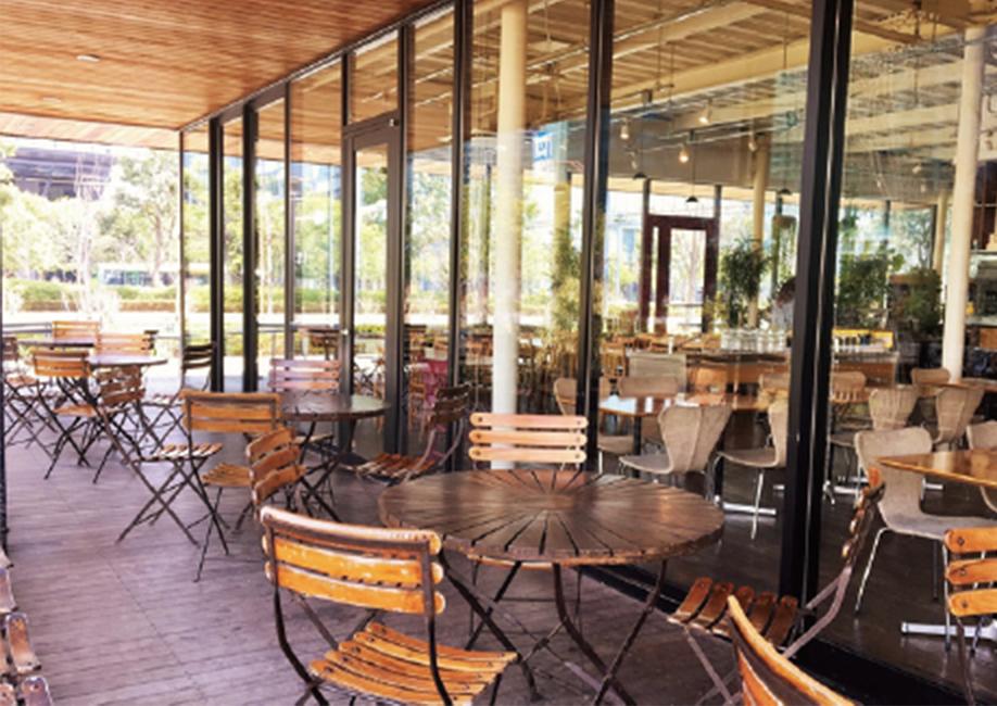 飲食・カフェスペースを表す画像