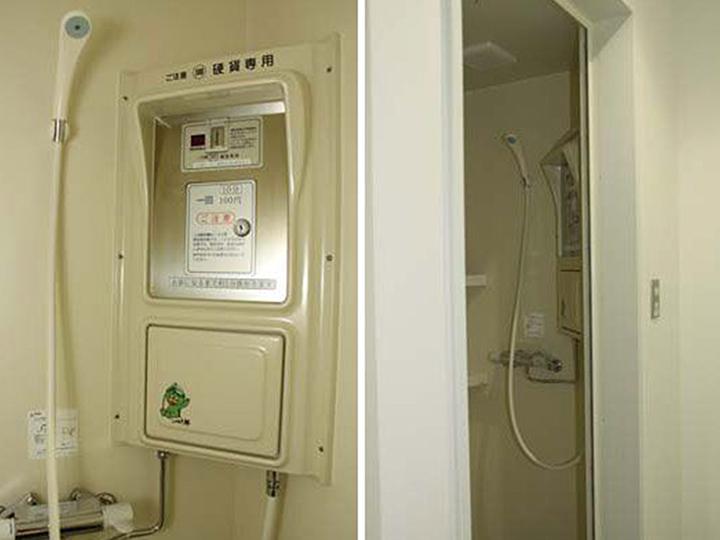 シャワールーム (1階)の画像