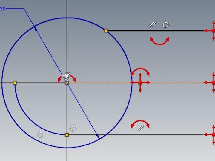3次元CAD Inventor(インベンター)の画像