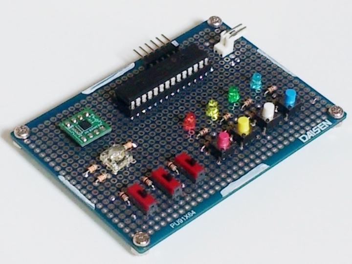 ロボット技術研究会(16ビットマイコンによる組み込み制御入門)の画像