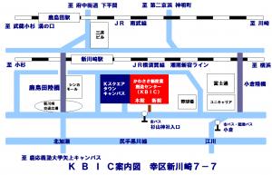 KBIC案内図